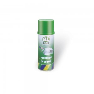 Boll aluminium spray 400ml