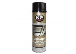 K2 Durabit czarny 500ml spray