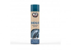 K2-Bold preparat do opon 600ml spray