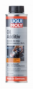 Liqui Moly dodatek do oleju z MOS2 Oil Additiv