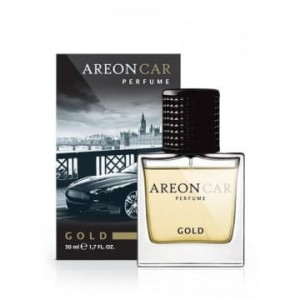 Areon Car Perfume Gold 50ml