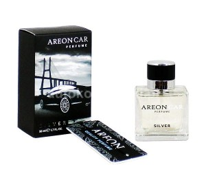Areon Car Perfume Silver 50ml