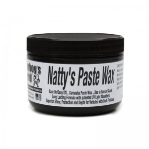 Poorboy's Natty's Paste Wax Black wosk do ciemnych lakierów 227g