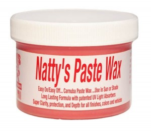 Poorboy's World Natty's Paste Wax Red 235ml