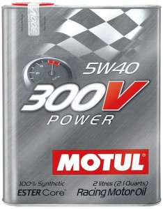 Olej Motul 5W40 300V Power 2L