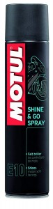 Motul 103175 E10 Shine & Go Spray 400ml