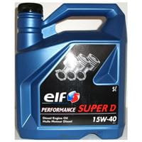 Olej Elf 15W40 Performance Super D 5L