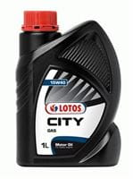 Olej Lotos 15W40 City GAS 1L